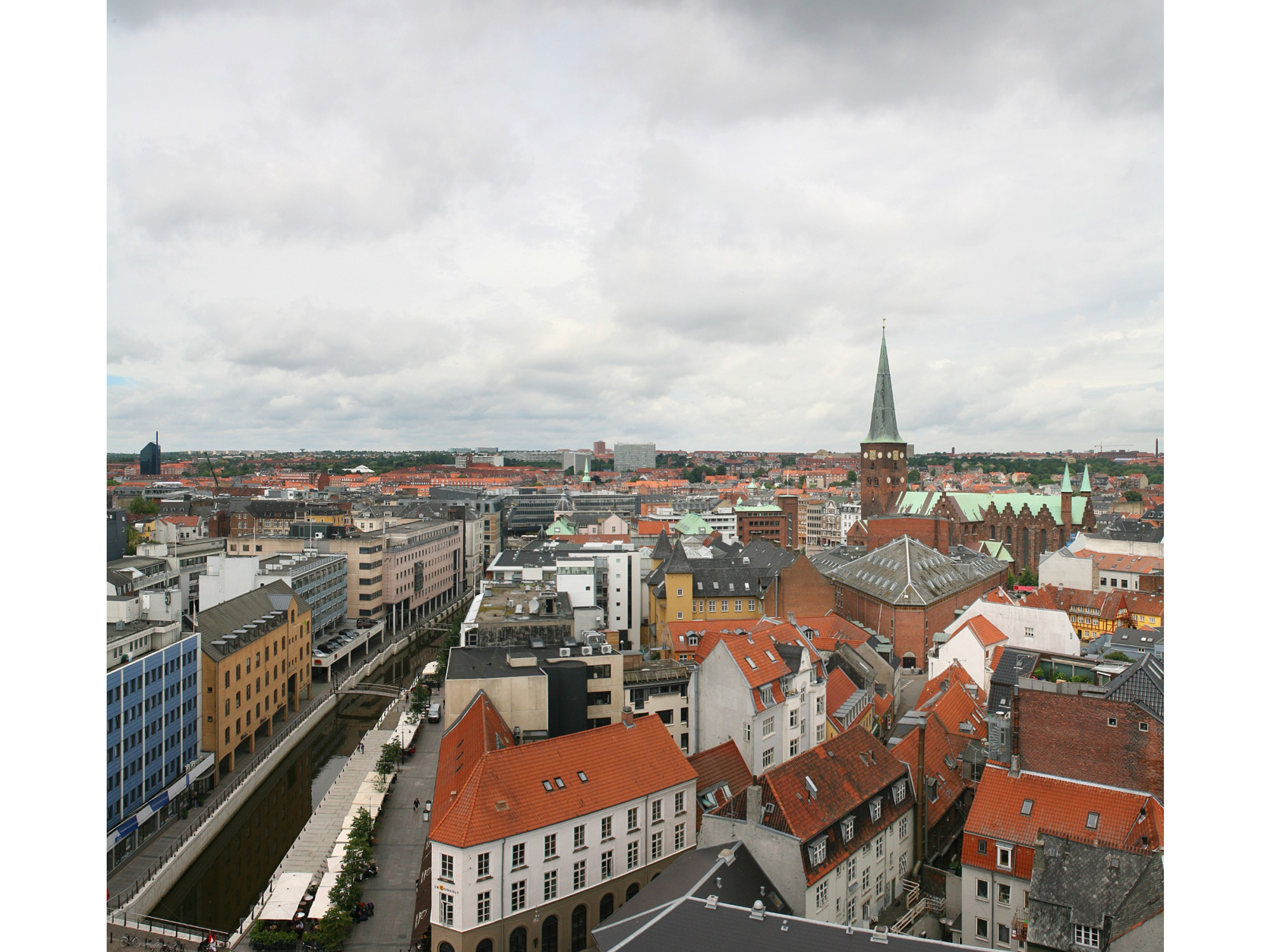 Aarhus View